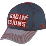 adidas™ Men's University of Louisiana at Lafayette 2-Tone Flex Cap
