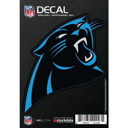 Stockdale Carolina Panthers Logo Decal
