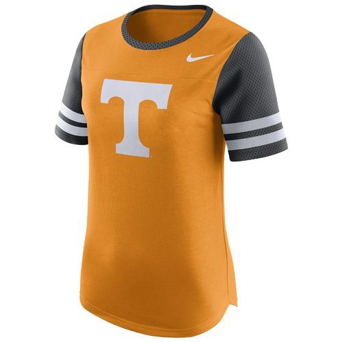 Nike™ Women's University of Tennessee Modern Fan Top
