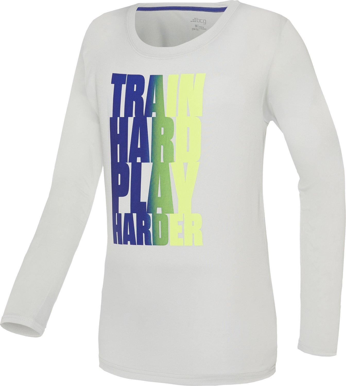 BCG™ Boys' Train Hard Long Sleeve T-shirt