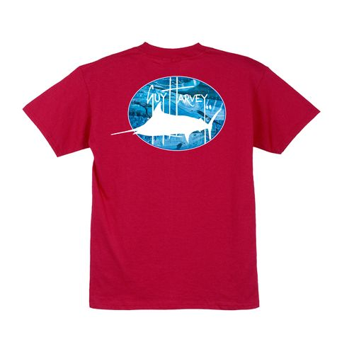 Guy Harvey Boys' The Deep T-shirt