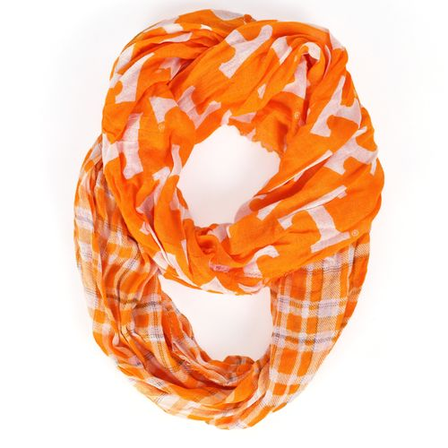 ZooZatz Women's University of Tennessee Infinity Scarf