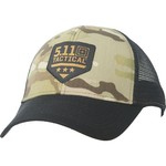 5.11 Tactical Men's Multicam Snapback Cap - view number 4