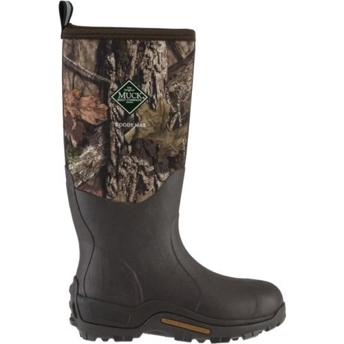 Muck Boot Men's Woody Max Cold Conditions Hunting Boots