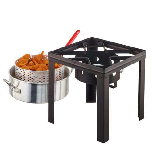 Outdoor Gourmet Deluxe Fryer Stand - view number 4