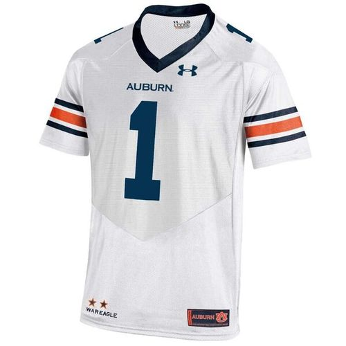 Under Armour Men's Auburn University Sideline Football Jersey