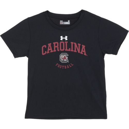 Under Armour Toddlers' University of South Carolina Arch Logo T-shirt