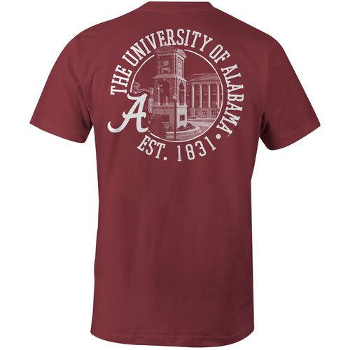 Image One Men's University of Alabama Comfort Color T-shirt