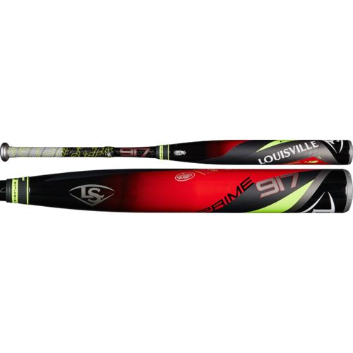 Louisville Slugger Youth Prime 917 2017 Composite Baseball Bat -12