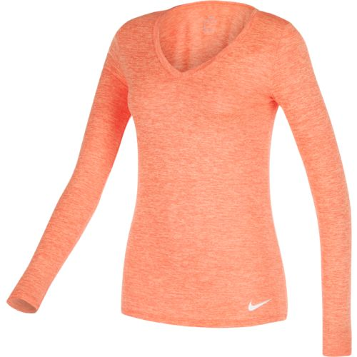 Display product reviews for Nike Women's Dry Legend T-shirt