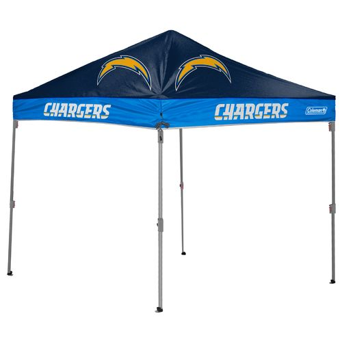 Coleman® San Diego Chargers 10' x 10' Straight-Leg Canopy