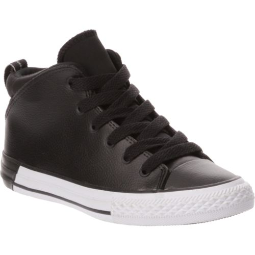 Converse Boys' Chuck Taylor All Star Official Mid-Top Basketball Shoes - view number 2