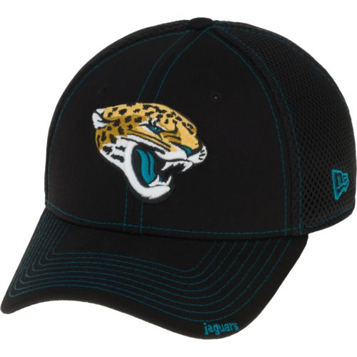 New Era Men's Jacksonville Jaguars 39THIRTY Neo Cap