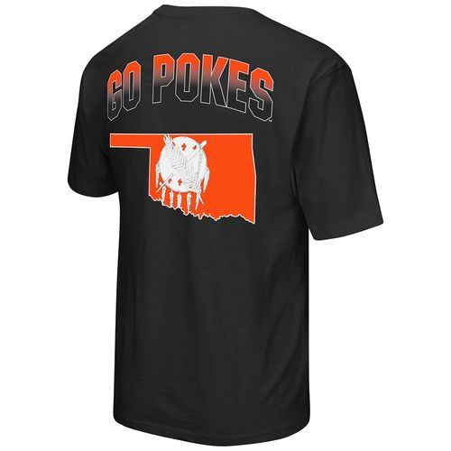 Colosseum Athletics™ Men's Oklahoma State University Golden Boy T-shirt - view number 1
