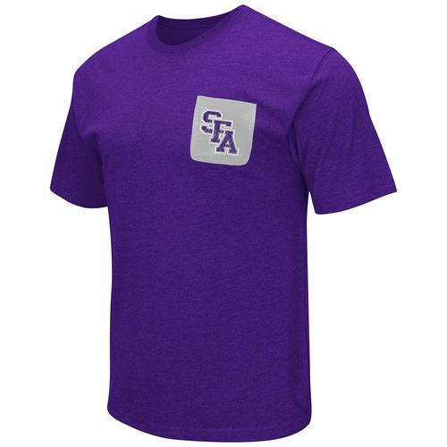 Colosseum Athletics™ Men's Stephen F. Austin State University Banya Pocket T-shirt - view number 1