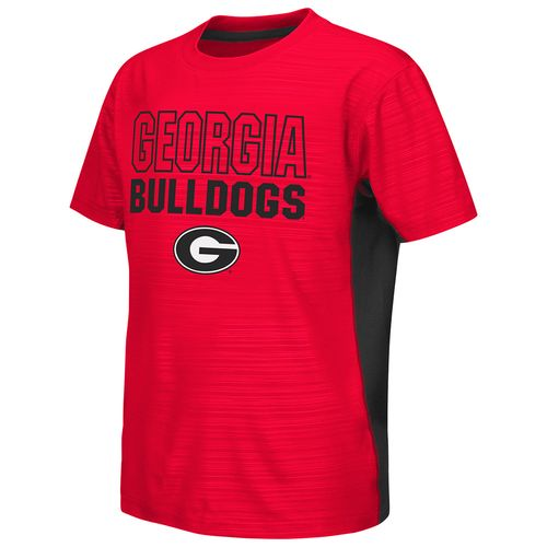 Colosseum Athletics™ Youth University of Georgia In the Vault Cut and Sew T-shirt