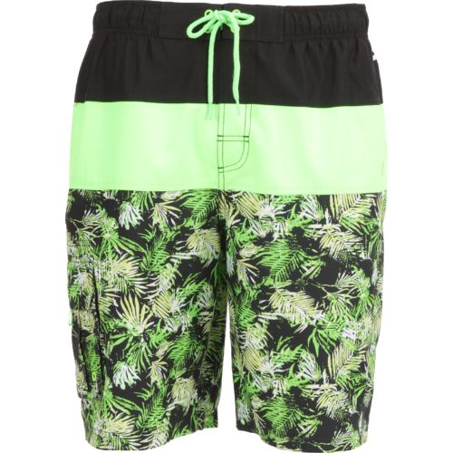 O'Rageous Men's Palm Boardshort
