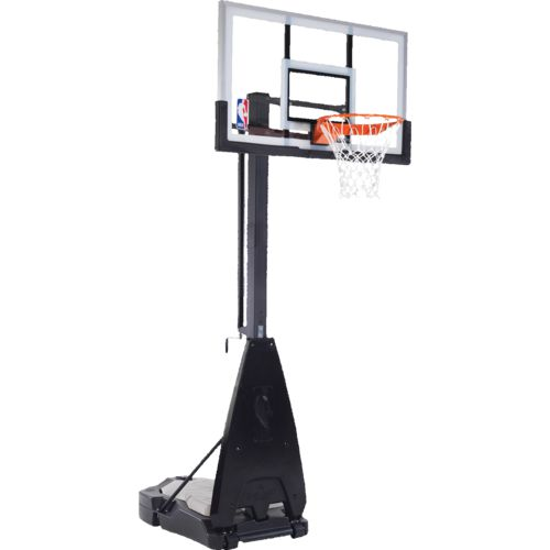 Display product reviews for Spalding Ultimate Hybrid Portable Basketball System
