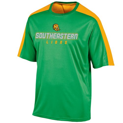 Champion™ Men's Southeastern Louisiana University Colorblock T-shirt