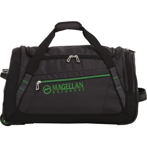 Magellan Outdoors 22 in Wheeled Duffel Bag - view number 4