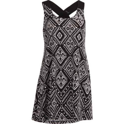 O'Rageous Women's Macrame Back Dress