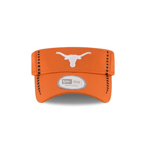 New Era Men's University of Texas Speed Visor - view number 3