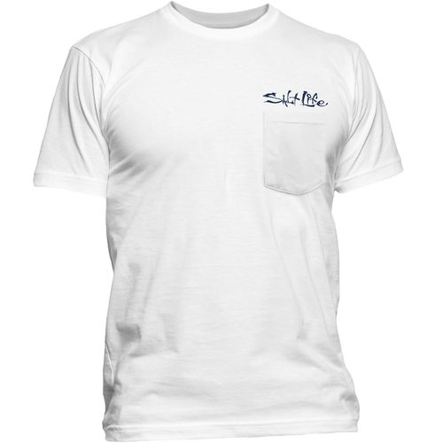 Salt Life Men's Taps and Traps Short Sleeve T-shirt - view number 2