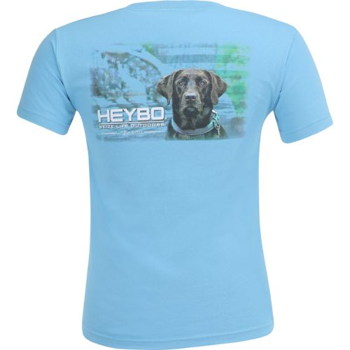 Heybo Men's Choco Flag T-shirt