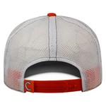 Top of the World Women's Clemson University Glamour Adjustable 2-Tone Cap - view number 2