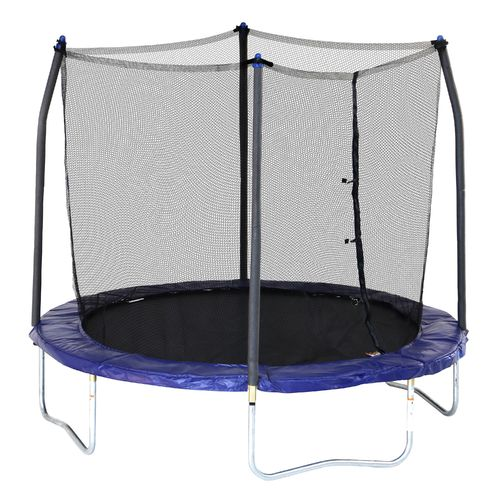 Trampoline Parts Retailers: Skywalker Trampolines 8 Ft Round Trampoline With Enclosure