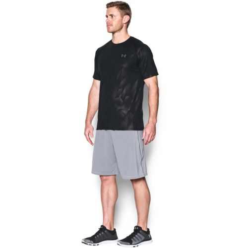Under Armour Men's UA Tech Emboss T-shirt - view number 5