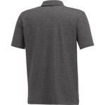 Callaway Men's Short Sleeve Opti-Soft Golf Performance Ombre Chest Stripe Heather Polo Shirt - view number 2