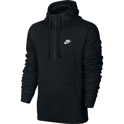 Nike Men's Club Fleece Half Zip Hoodie