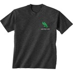 New World Graphics Men's University of North Texas Flag Glory T-shirt - view number 2