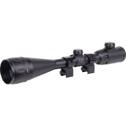 Crosman TAG 6 - 20 x 50 Riflescope