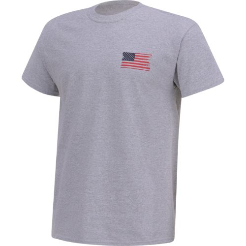 POINT Sportswear Men's Outdoor Enthusiast Camp America Short Sleeve T-shirt - view number 3