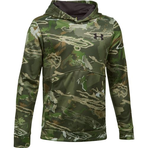 Under Armour Boys' Storm Camo Hoodie