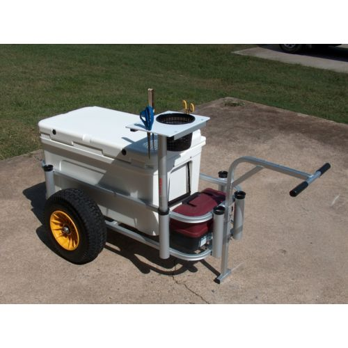Display product reviews for Angler's Fish-n-Mate® Fishing Cart