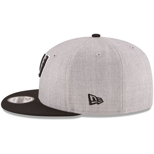 New Era Men's San Antonio Spurs 9FIFTY 2T Snapback Cap - view number 4