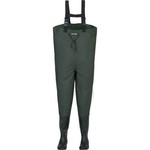 Compass 360 Oxbow 2 Ply Rubber Cleat Chest Bootfoot Wader - view number 1