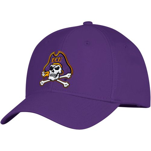 adidas Men's East Carolina University Basic Structured Adjustable Cap