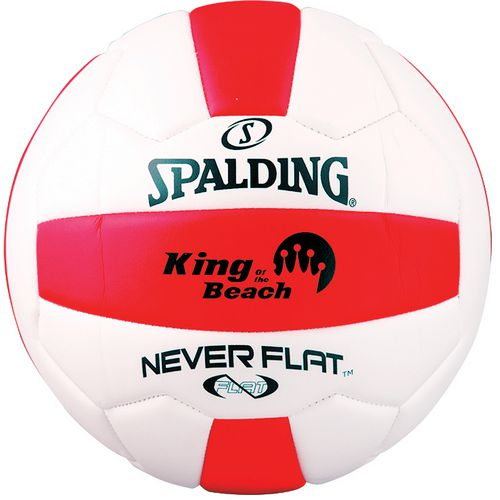 Spalding King of the Beach Neverflat Volleyball
