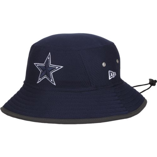 New Era Men's Dallas Cowboys Onfield Training Bucket Hat - view number 2