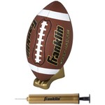 Franklin Grip-Rite Football and Pump Set - view number 1