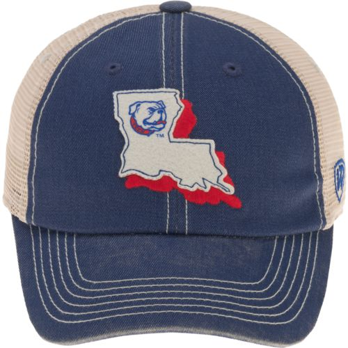 Top of the World Men's Louisiana Tech University United 2-Tone Adjustable Cap
