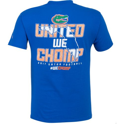 Champion Men's University of Florida 2017 Football Fan T-shirt
