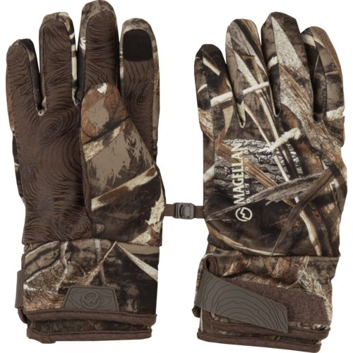 Magellan Outdoors Men's Pintail Heavyweight Waterfowl Camo Hunting Glove