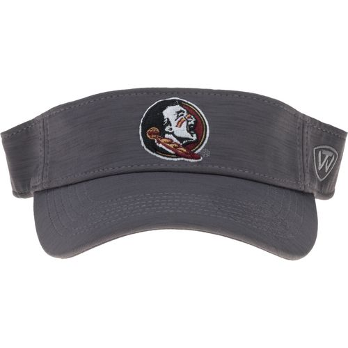 Top of the World Men's Florida State University Upright Visor - view number 1