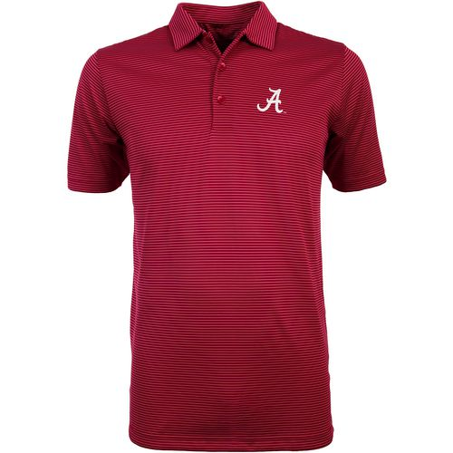 Antigua Men's University of Alabama Quest Polo Shirt