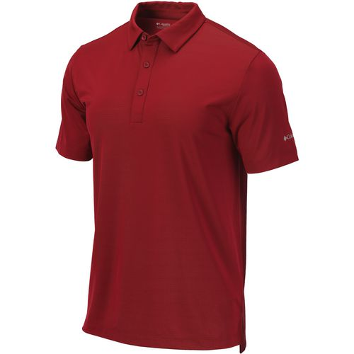 Columbia Sportswear Men's Omni-Freeze ZERO Power Polo Shirt